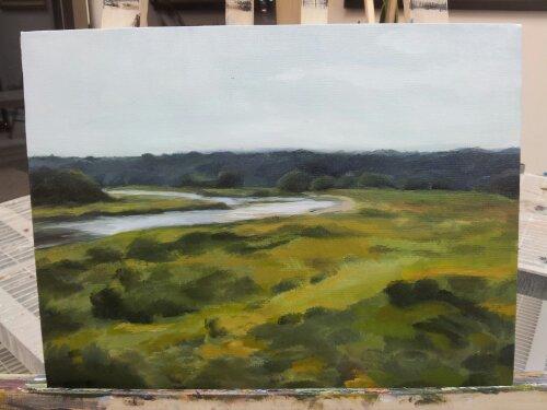 Landscape – finished
