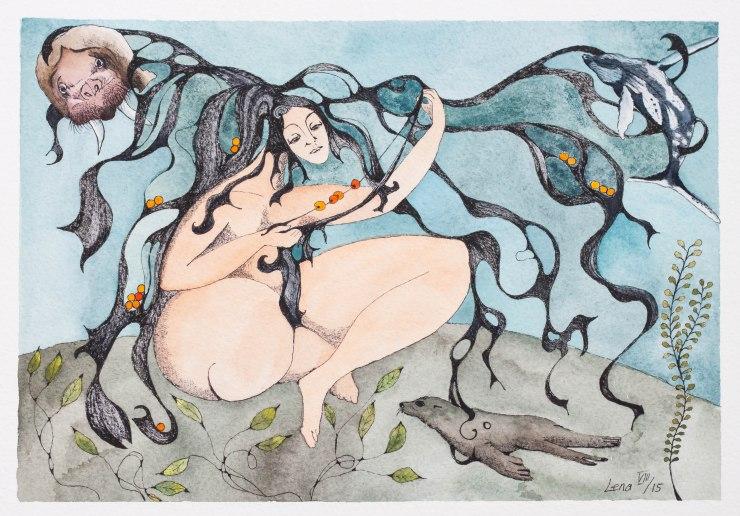 Senda, Goddess of the Sea